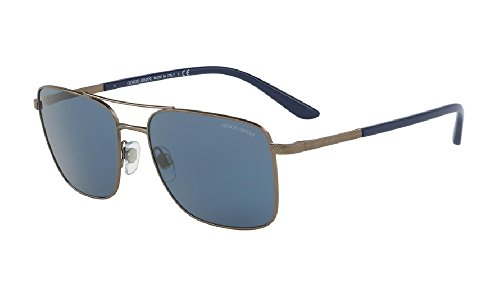 GIORGIO ARMANI Sunglasses AR6065 300680 Bronze 58 - Giorgio Sunglasses Armani