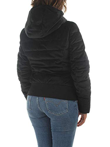 Noir Winter Jacket Authentic Ambac Women Kappa xwSpRqzXS