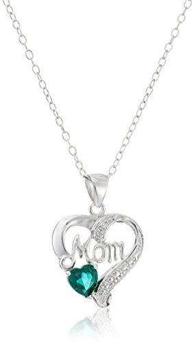 Diamond & Emerald Necklace - 7