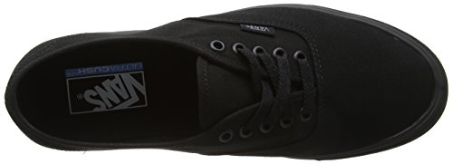 Canvas Vans Sneaker Authentic Lite Adulti Nero Unisex ppUvYO
