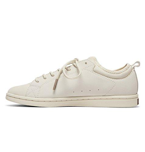 Magnolia Sneakers Dc Femme Cream Se Basses Shoes Blanc 6wq5tqOf