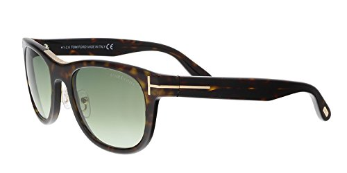Sunglasses Tom Ford JACK TF 45 FT 52P dark havana / gradient - Clothing Ford Men Tom