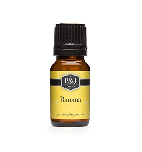 Banana Premium Grade Fragrance Oil - Perfume Oil - 10ml