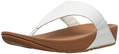 FitFlop Womens I88 Lulu Thong Sandal White Size: 5