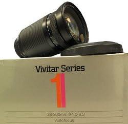 Vivitar Series 1 28-300mm Zoom de 35 mm Objetivo Nikon: Amazon.es ...