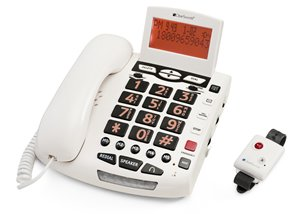 Clear Sounds - Amplified SOS Alert Phone
