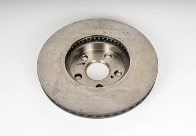 ACDelco 177-1058 GM Original Equipment Front Disc Brake Rotor