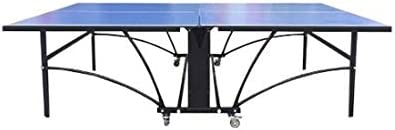 Softee Equipment Mesa Tenis DE Mesa Exterior SILOLI - Color Gris Y Azul