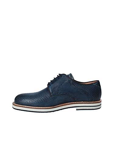 Exton 672 Exton Oxfords Oxfords Blue Man Blue Man 672 H66qdfpw