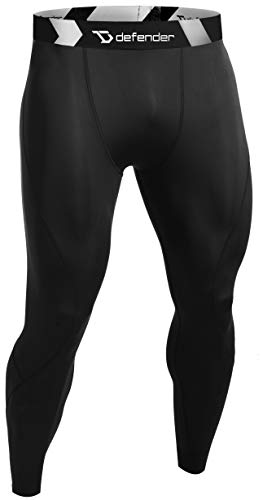Defender Thermal Compression Pants Men Under Jerseys Legging Shorts Tights – DiZiSports Store