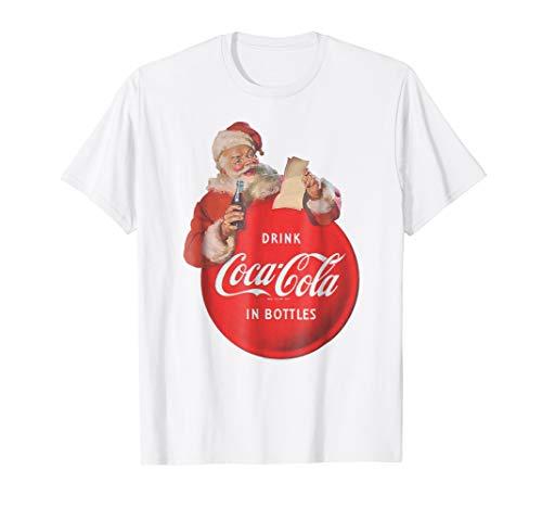 (Coca Cola Santa's Wish T-Shirt)