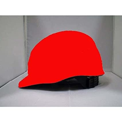 Nzi Technical - Casco Obra Alta Seguridad Rojo