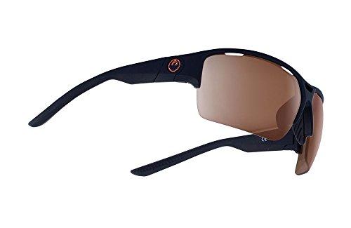 Dragon EnduroX Sunglasses - Matte Black Frame with Copper - Sunglasses Polarized Transition