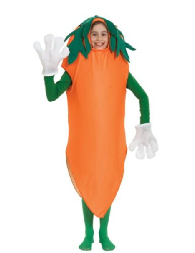 Carrot Child Costume Size Standard ()