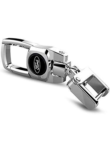 GZNY Flip Car Keychain for Ford Heavy Duty
