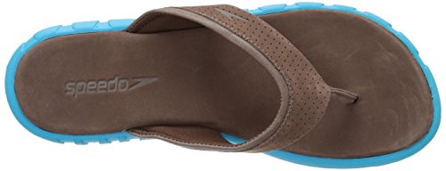 Brown Sandal Men's Blue Upshifter Speedo FqfnvF