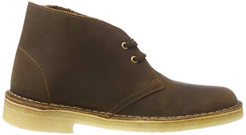 Marrone Clarks Donna Originals beeswax Polacchine Desert Boot ww1qC0