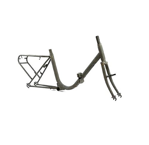 & 039;Ridewill Bike Rahmen Graziella 20 klappbar Stahl roh (Rahmen faltbar))