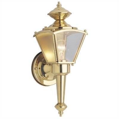 Brass Coach Lights Outdoor