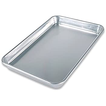 Amazon Com Usa Pan Bare Aluminum Bakeware 1045qs Bb