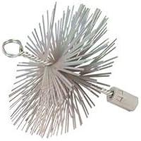 Silverline 366706 - Cepillo de alambre en forma