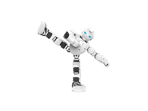 image UBTech - Alpha 1S - PNJ - Robot HUMANOIDE Familial - EDUCATIF ET LUDIQUE - Initiation A LA Programmation