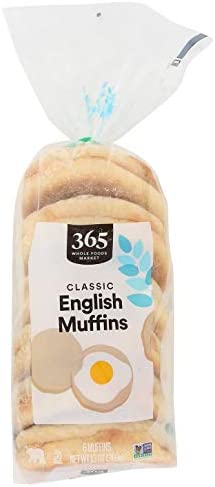 365 Everyday Value, Muffin English Classic California, 13 Ounce