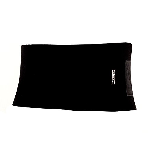 Ohuhu Neoprene Waist Trimmer Black