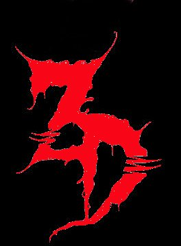 Zeds Dead Logo EDM DJ Decal Vinyl Sticker|Cars Trucks Vans Walls Laptop| RED |3.5 x 2.5 in|CCI483