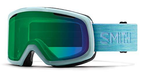 Smith Riot Snow Opaline Odyssey/C-pop Everyday GRN Mir (YEL) & Carekit Bundle (Riot Ski)