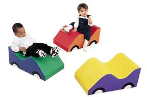 Soft Toddler Car Set Of 3
