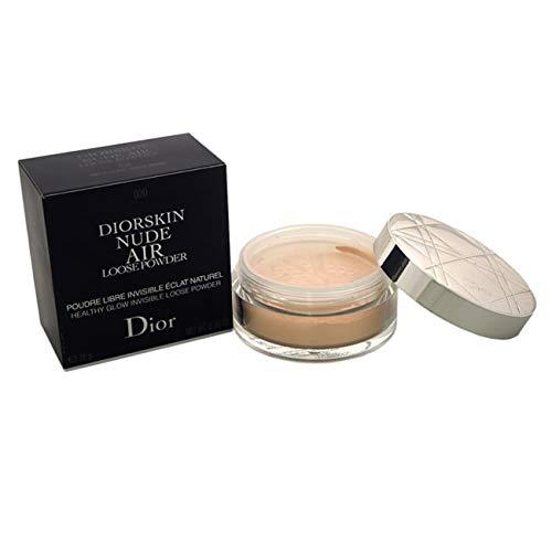 Christian Dior Loose Powder - Christian Dior Diorskin Nude Air Loose Powder 020 Light Beige