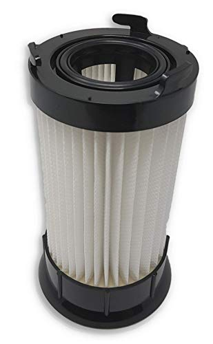 ZVac Compatible 62132 Replacement for Eureka DCF-4 DCF-18 Premium Generic Replaces Eureka DCF4 DCF18, GE DCF1 & More! Compare to 63073 61770 3690 28608-1 28608B-1 & - Dcf Filter 4