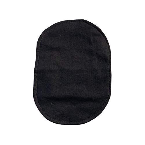 (Ostomy Bag Cover Black )