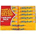 Wrigley's Juicyfruit Gum, 40 Count