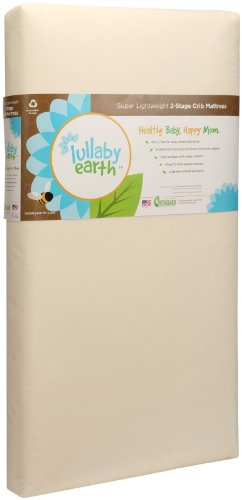 Lullaby Earth 2-Stage Crib Mattress