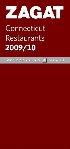 2009/2010 Connecticut Restaurants (ZAGAT Restaurant Guides)