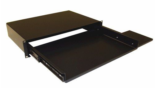 2U Steel Keyboard Drawer (RFKEYBRD2) (Keyboard Tray Rack)