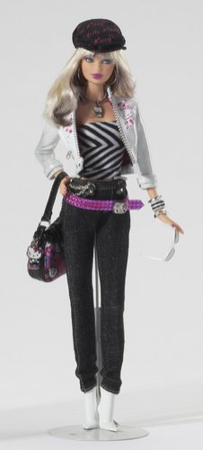Barbie Collector 2007 Doll Pink Label - Pop Culture Collection - Hello (Pop Culture Collection)