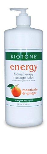 Biotone énergie Aromathérapie Lotion de massage - 32 oz