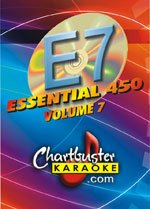 Chartbuster Essential 450 Collection Vol. 7 - 450 MP3G's on SD Card - Chartbuster Essential 450 Collection