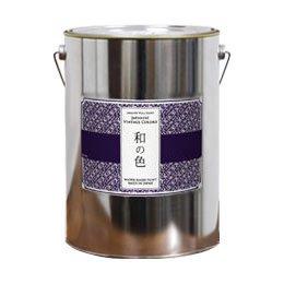 ペンキ 灰色 チャコール 水性塗料 イマジンウォールペイント4L 【124】FJ12 B01NASE8JA