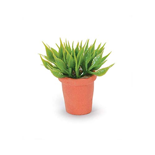Darice Timeless Miniatures-House Plant Party Supplies, Assorted, 60 Pieces