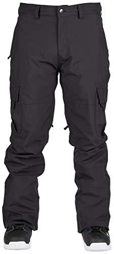 (Bonfire Tactical Pant - Men's Black X-Large)