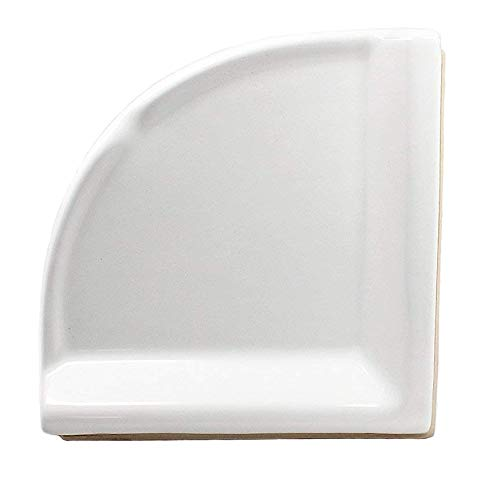 Corner Shower Shelf-Large (Ceramic) (Best Tile For Shower Porcelain Or Ceramic)