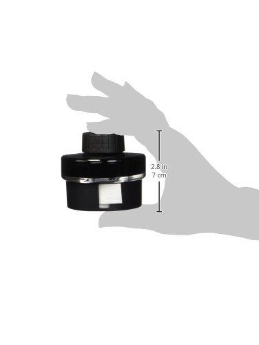 Lamy Bottled Ink 50ml with Blotting Paper-Black (LT52BK) by Lamy (Image #3)
