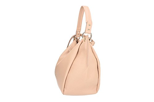 CARDIN strap INTALY with VN2253 PIERRE shoulder MADE leather pink Bag woman in xAtvq5X