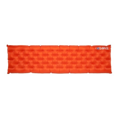 Big Agnes Q-Core SL Insulated Air Pad Orange Wide Long / 3.5IN