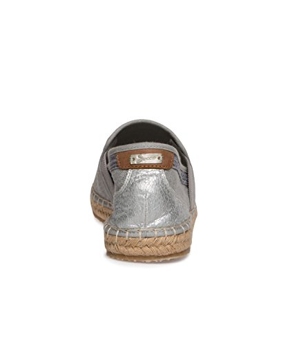 Grey Light 1855 Grey Light SOCCX Espadrilles Damen 8516 SCU tqWXAw8
