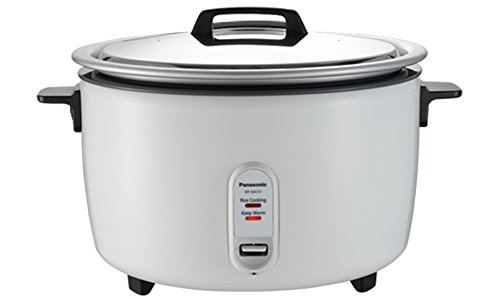 Panasonic SR-GA421 23 Cup Rice Cooker (Non-USA Compliant), 220V, White
